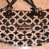 Coach Handbag Purse Barely Used Excellent Condition Photo