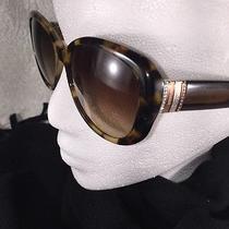 Coach Hc8040b (L030 Keri) Women's Sunglasses (Spotty Tortoise) 5047/13 Brown Len Photo