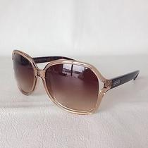 Coach Hc8088 Selma Tortoise Havana Sunglasses Photo
