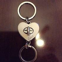 Coach Heart Keychain Photo