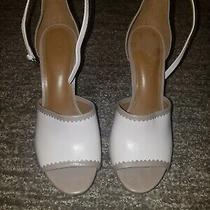 Coach Heels Size 8.  Only Worn Once - Very Good Condition. Photo
