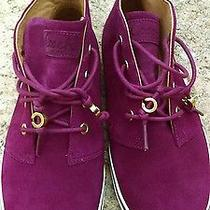 Coach High Top Sneakers for Ladies Size 9 Photo