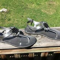 Coach Hilda Jelly Thong Sandals (Price Reduced) Photo