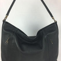 Coach Isabella Hobo Leather Handbag 350 Store Price Photo