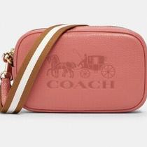 Coach Jes Convertible Belt Bag Im/bright Coral New 75952 Photo