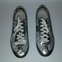 Coach Joss Sneaker Silver Women's Size 10 Photo