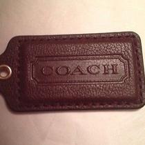 Coach Keychain Photo