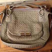 Coach Kristin Woven Leather Bag Limited Edition 2011 Photo