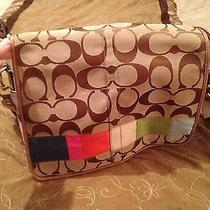 Coach Large Laptop or Diaper Bag Photo