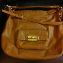 Coach Large Leather Handbag Photo