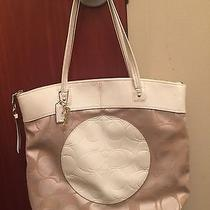 Coach Large Tote  Photo