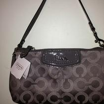 Coach Large Wristlet Photo