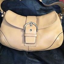 Coach Leather Bag 9248 Retired Photo