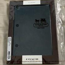 Coach Leather Ipad Mini Case   New Photo