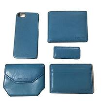 Coach Leather Ocn Collection 400 Wallet Phone Clip Card Case Photo
