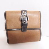 Coach  - Leather Wallet Photo