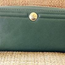 Coach Leather Wallet New Photo