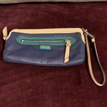 Coach Leather Wallet Wristlet Photo