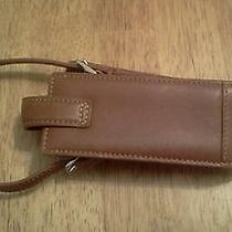 Coach Leatherware Cell Phone Holder Brown Photo
