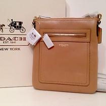 Coach Legacy Leather Swingback-Sand-Brand New in Packaging Photo