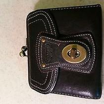 Coach Legacy Leather Wallet Photo