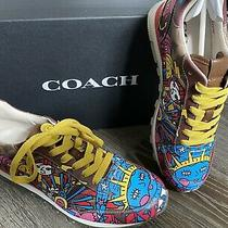 Coach Limited Edition Mind Flyer Sneakers Photo