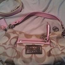 Coach Logo Handbag Photo