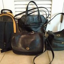 Coach Lot of Purses Handbag Sling Backpack Vintage Crossbody Photo