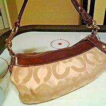 Coach Madison Op Art Shoulder Handbag. 12950 Photo