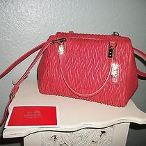 Coach Madison Twisted Mini Satchel 49723 Photo