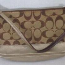 Coach Make Up Bag  or Small Purse. 5