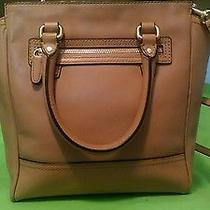 Coach Medium Beige Crossbody Photo