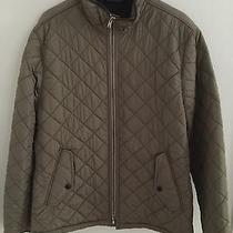 Coach Men's Quilted Jacket Size Large Photo