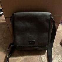 Coach Men's Sport Calf Leather Zip Card Case in Black - Nwt Photo