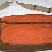 Coach Mens Messenger Bag Photo
