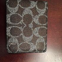 Coach Mens Wallet Photo