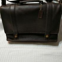 Coach Messenger  Briefcase Laptop Bag No. 0087-305 Photo