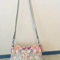 Coach Messenger/crossbody Handbag Photo
