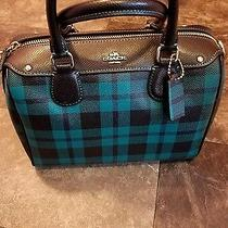 Coach Mini Bennett New With Tag Photo
