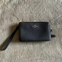 Coach Mini Wristlet Wallet Photo