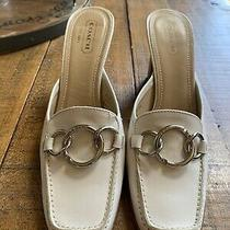 Coach Mule Shoe Size 8.5 Photo