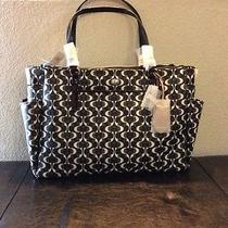 Coach Multifunction Tote Diaper Baby Bag F30541 Photo