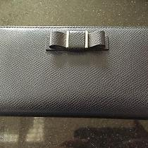 Coach Navy Women's Wallet Photo