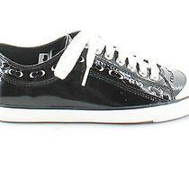Coach New A1111 Black Womens Shoes Size 8 M Flats Msrp 195 Photo