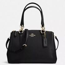 Coach New Best Price Mini Christie Carryall Satchel Bag F36704 Photo