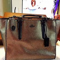 Coach (New) Satchel or Long Strap Handbag/designer Purses Photo