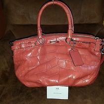 Coach New Women Leather Handbag Photo