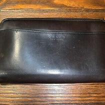 Coach New York All Leather Wallet Coin Id Purse Photo