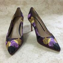 Coach New York Women's  Multi-Color Slim Heels Shoes Size 7 B Photo