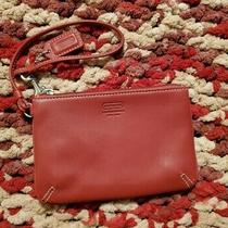 Coach Nwot Red Wristlet Photo